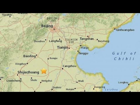 GMS: NEWS AND PROPHECY- EARTHQUAKE UPDATE 2/13/18; CHINA, MYANMAR, FRANCE HIT WITH QUAKES