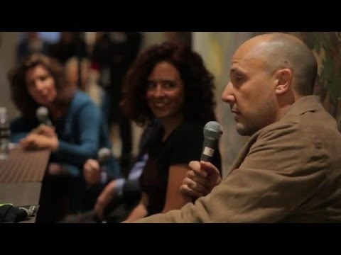Stefan Simchowitz in the Why Art? DIEM 2015 Panel