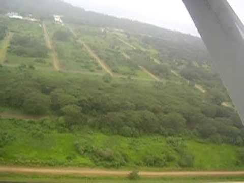 VANUATU port vila airplane