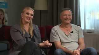 Filmquiz med Michael Nyqvist och Vera Vitali (