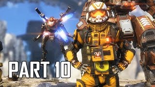 Titanfall 2 Walkthrough Part 10 - Boss Viper (PC Ultra Let's Play Gameplay Commentary10