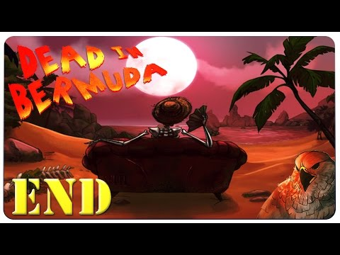 DEAD IN BERMUDA Gameplay - Ending - Salvation? [Let's Play]