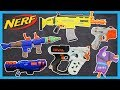 LEAKED! 2019 Nerf Fortnite Guns, Rival Heracles, Elite Trilogy, Bravofire, Dart Scooper | Nerf News
