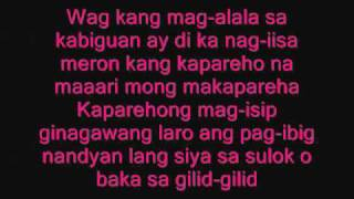 Repeat youtube video Asahan Mo Siakol w/ Lyrics
