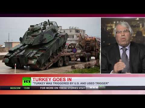 Turkey's Afrin op: Tanks cross Syrian border, ground offensive begins