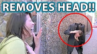 Gambar cover Head Drops OFF MAGIC PRANK!! **AWESOME**