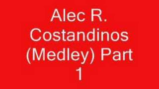 Alec R. Costandinos - Love & Kisses (CONSTANTLY YOURS MEDLEY) Part 1