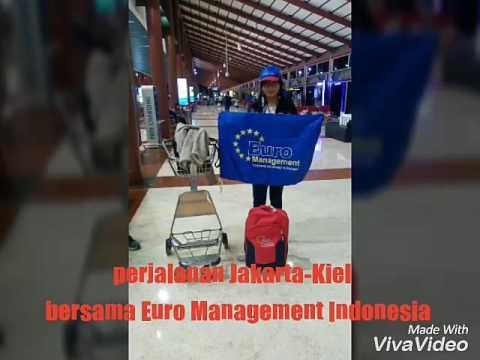 Perjalanan Jakarta- Kiel bersama Euro Management Indonesia