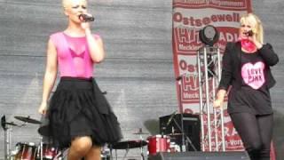 Queensberry - Selfish Live - 23.05.2010 Grevesmühlen