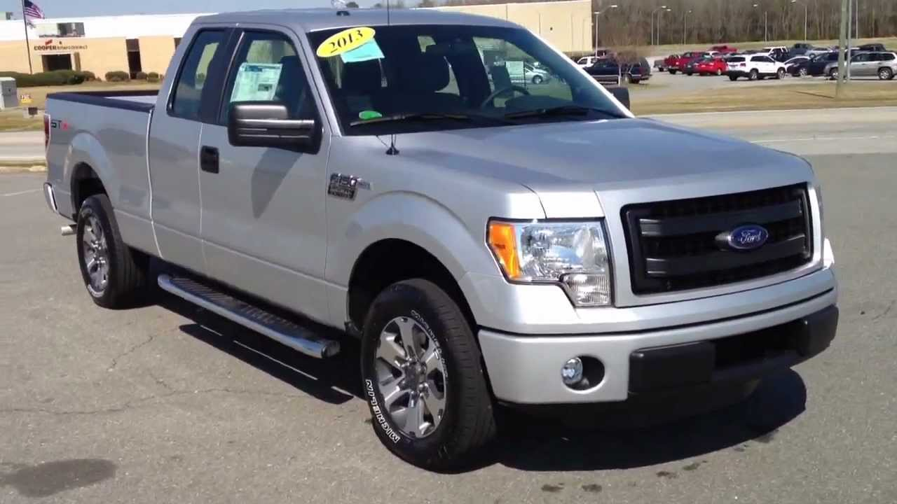 F150 For Sale >> NEW 2013 Ford F-150 STX Southeast Edition Ingot Silver For ...