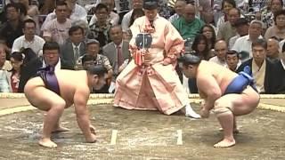 Осенний турнир по сумо 2012-го года 1-3 дни (Аки басё / Aki basho)