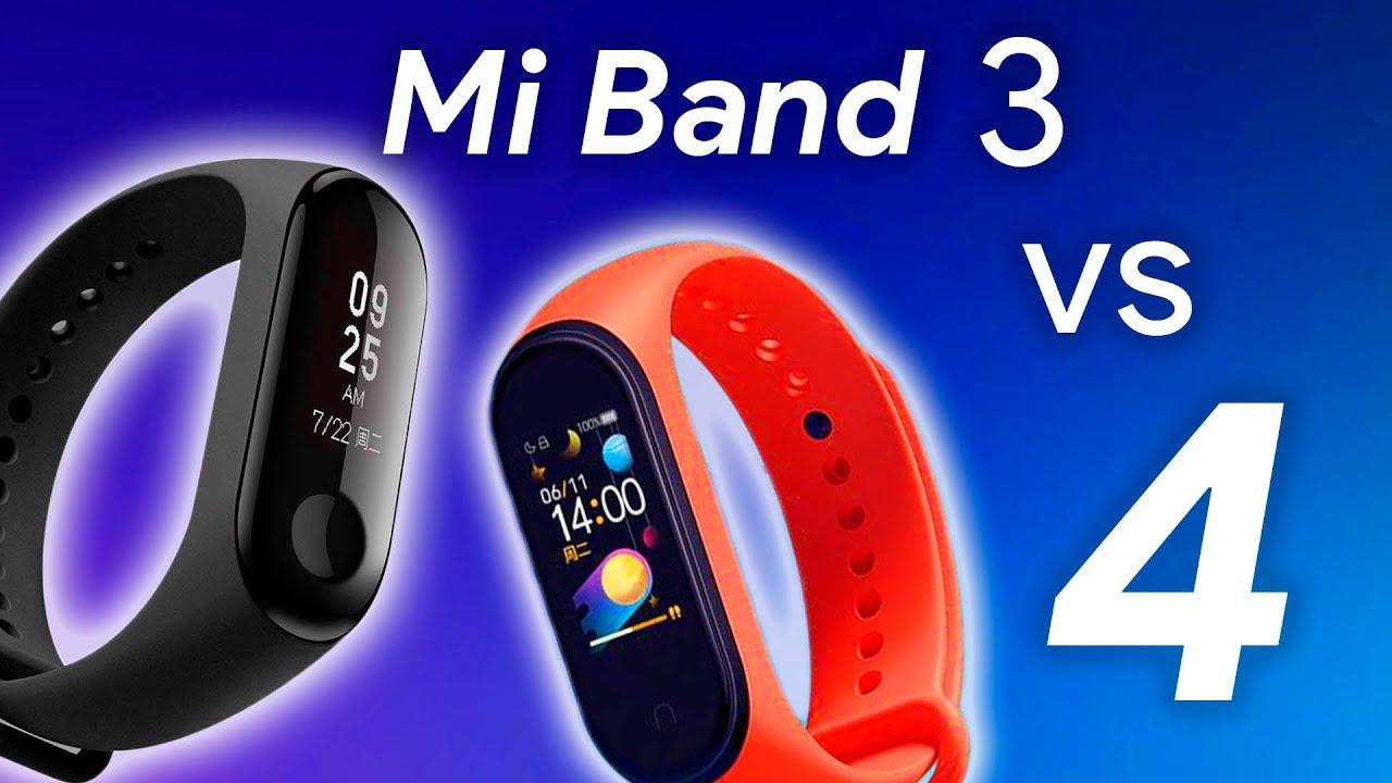 180e0d7fb NUEVA Mi Band 4 vs Mi Band 3, ¡las COMPARAMOS! - YouTube