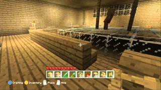 Repeat youtube video Minecraft Strip Club [Xbox 360]