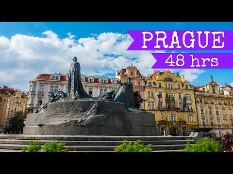 48 hours in Prague | Things to do | City Guide | Czech Republic by TravelGretl