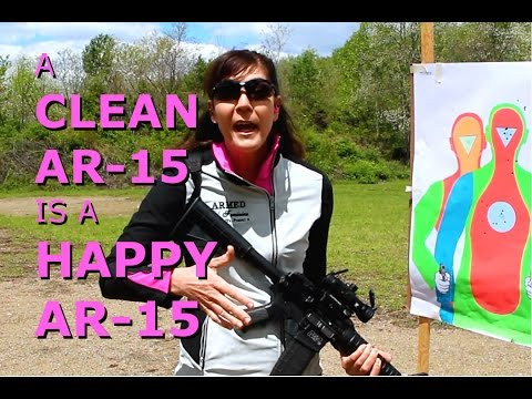AR-15 Cleaning | The Basics