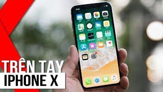 FPT Shop - Trên tay iPhone X: Có thực sự thoải mái khi không có Touch ID