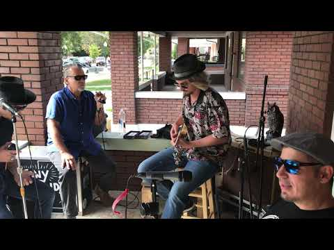 Tony Holidays Porch Sessions W/Mitch Kashmar, Ronnie Shellist