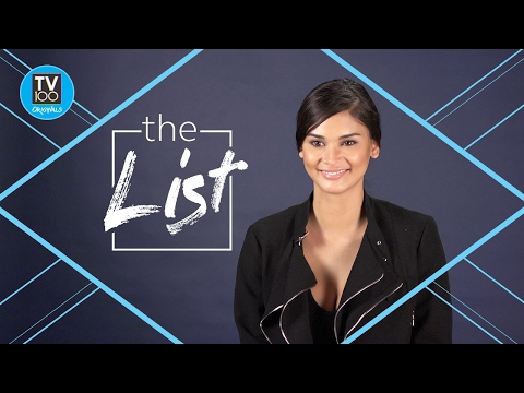 The List with Pia Wurtzbach