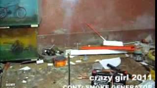 RC SHIP CONSTANT SMOKE GENERATOR.flv