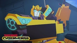 Transformers Cyberverse - BUMBLEBEE & WINDBLADE Partners in Time ⏰ Digital Shorts Ep.6