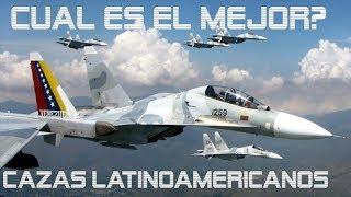 Los 5 Mejores Cazas de Latinoamerica