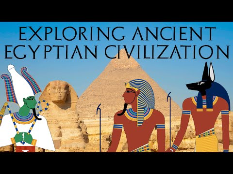 Exploring Egyptian Civilization for Kids: Ancient Egyptian Culture Documentary - FreeSchool