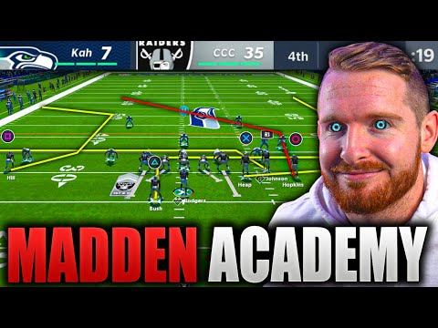 This Glitchy Meta Offense Is UNSTOPPABLE (Ebook) - Madden Academy Ep. #10