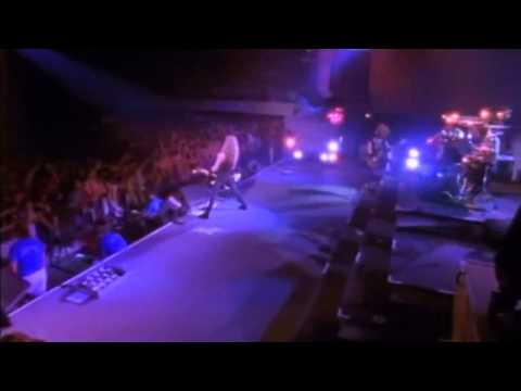 Metallica - The Four Horsemen Live Seattle 1989 HD