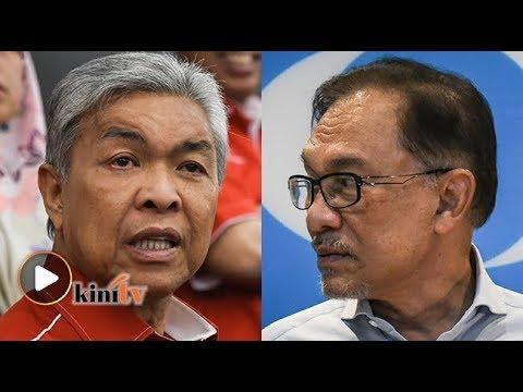 'Zahid, Anwar rapat sebab itu BN boikot Port Dickson'