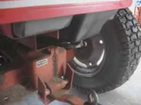 hqdefault wheel horse 414 8 youtube  at panicattacktreatment.co