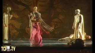 Танец семи покрывал Саломеи  - Театр Карло Феличе