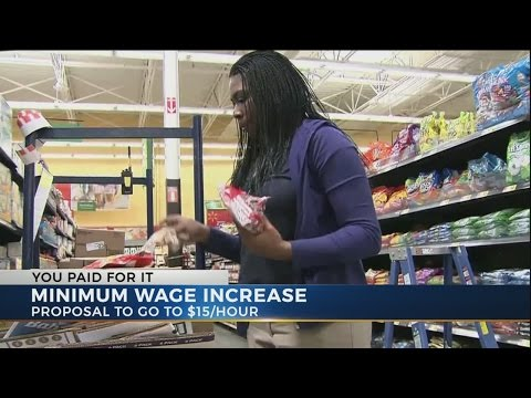 Would a $15 minimum wage work in Ohio?