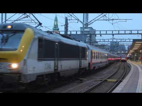 dernier EC 96 départ Luxembourg