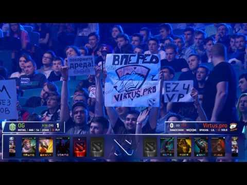The Kiev Major   Grand Final   OG vs Virtus.pro   Game 2