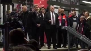 """Uli Hoeneß: """"Ich bin sprachlos"""" - Eklat bei Jahreshauptversammlung - FC Bayern"""