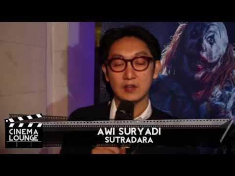 CINEMA LOUNGE interviewed AWI SURYADI for BADOET