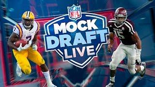 2017 NFL Mock Draft version 4.0 | Bucky Brooks | Mock Draft Live | NFL
