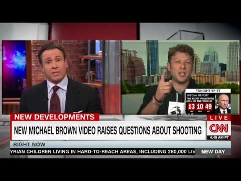 CNN's Chris Cuomo: Just Because Michael Brown Dealt Drugs Doesn't Mean He Was a 'Drug Dealer'