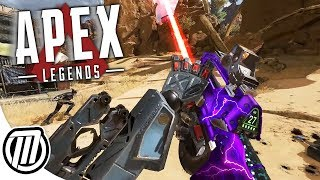 APEX LEGENDS: A Battle Royale to Surpass FORTNITE!?