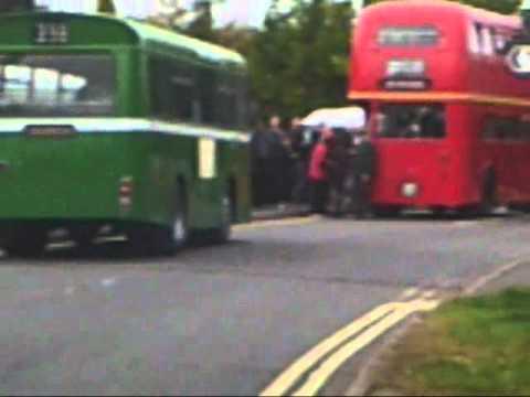 Amersham Bus Rally 2012 - 7/10/12