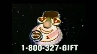 CARVEL'S COOKIE PUSS ICE CREAM CAKES (1982)