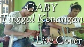 Download TINGGAL KENANGAN - GABY || COVER BY AGUNG FT. MZ BEDULL