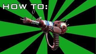 How To Build a Raygun! (QUICK AND SIMPLE)