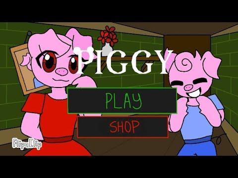 Dreams meme // Roblox Piggy Chapter 1 - 12 BAD ending (Flipaclip)