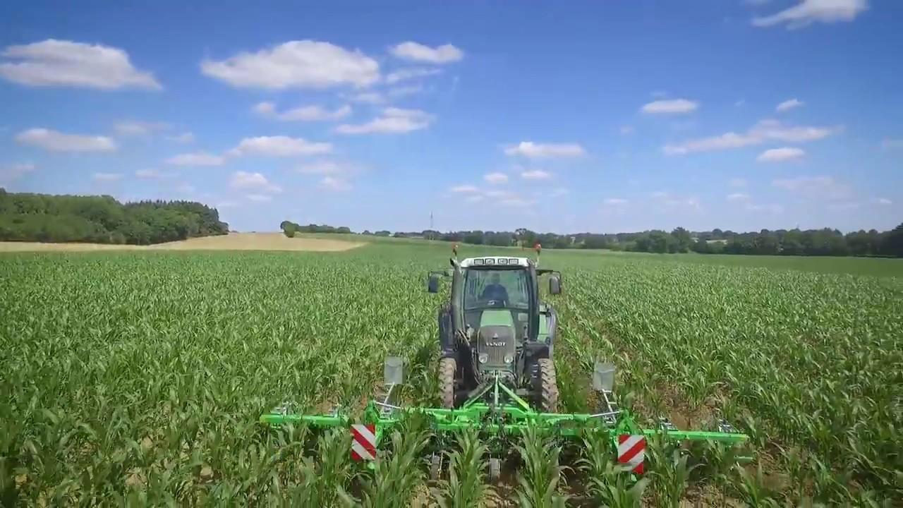 Dji Phantom 3 Drone >> Binage Maïs - Mainardi - FENDT - Agriculture Biologique ...