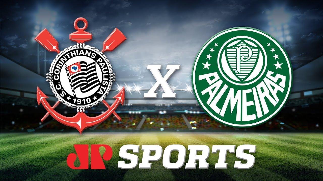 Corinthians 1 x 0 Palmeiras - 22/07/2020 - Campeonato Paulista - Futebol JP