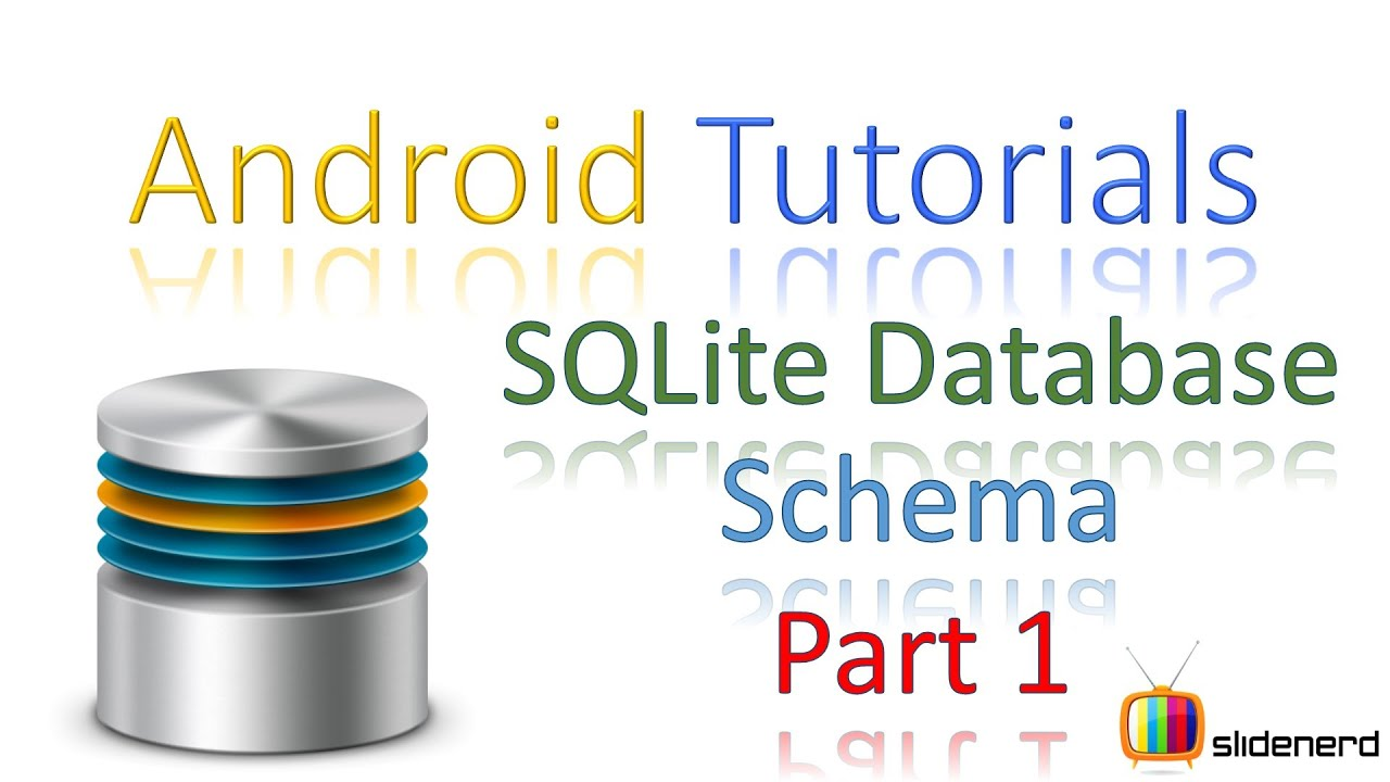 Android sqlite database tutorial (select, insert, update, delete).