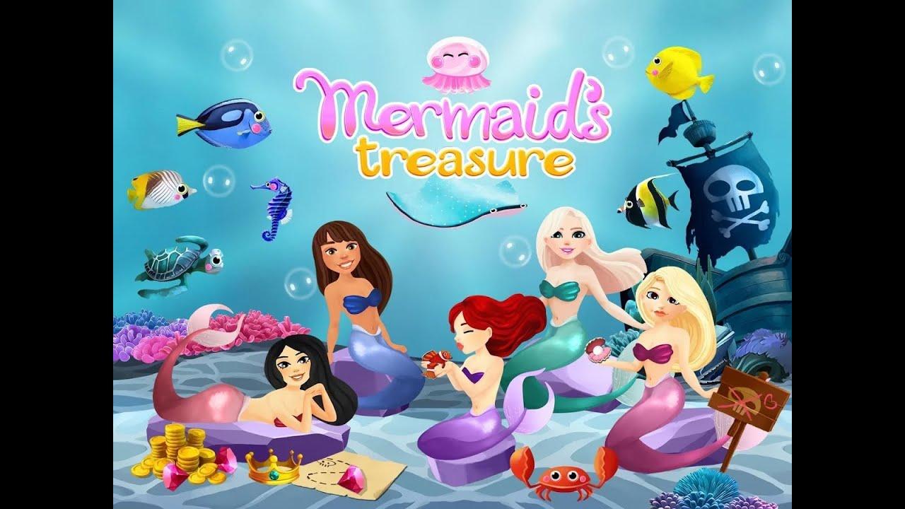 Mermaid's Treasure Education TutoTOONS Kids Games Android ...