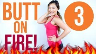 Butt on Fire | POP Pilates