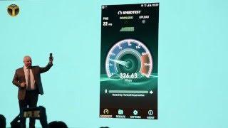 4.5G Hız Testi, Telefonları Coşturdu
